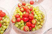 foto of fruits  - Fruits arrangement - JPG