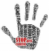 picture of pest control  - Stop pest control - JPG