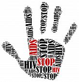 picture of hiv  - Stop AIDS and HIV - JPG