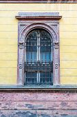 foto of ferrara  - Ancient architecture in the downtown of Ferrara - JPG