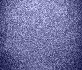 pic of blue-bell  - Blue Bell color leather texture background for design - JPG