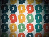 picture of keyholes  - Business concept - JPG