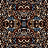 picture of bohemia  - tribal ethnic bohemia fashion abstract indian  pattern - JPG