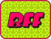 foto of bff  - A fun icon with BFF  - JPG