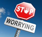 stop worrying no more worries solve all problems and relax keep calm and dont panic, panicking wont  poster