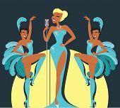 Cabaret Show poster