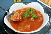 Greek Cabbage Soup