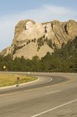 Mount Rushmore National Monument 3 poster