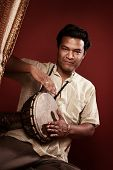 Young Tabla Player
