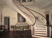 picture of bannister  - Grand staircase - JPG