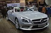Mercedes Benz The New SL