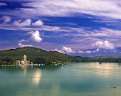 The Famous Sun Moon Lake