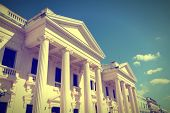 picture of neoclassical  - Neoclassical architecture in Santa Clara Cuba - JPG