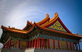 picture of zedong  - Powertful colorful Chinese temple in Taiwan - JPG