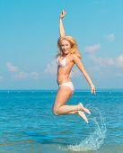 pic of denude  - Models On a Beach Pleasure  - JPG