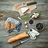 picture of french culture  - French cuisine - JPG
