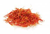 Постер, плакат: Heap pile of Saffron