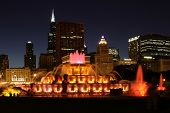 Buckingham Fountain Downtown