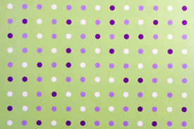 picture of poka dot  - abstract poka dot background with purple and white dots - JPG