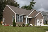 foto of loam  - Newly completed Resident home and completed with landscaping - JPG