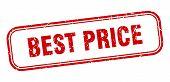 Best Price Stamp. Best Price Square Grunge Sign. Best Price poster