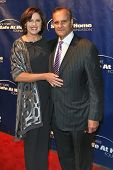 NEW YORK-AUG 14: Ali and Joe Torre attend the 10th Anniversary Joe Torre Safe At Home® Foundation G