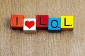 picture of lol  - I Love LOL  - JPG