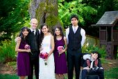 picture of biracial  - Interracial wedding - JPG