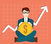 picture of appreciation  - Foreign Exchange Market - JPG
