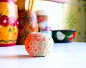 picture of rotten  - The rotten mandarin - JPG