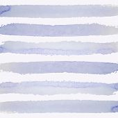stock photo of striping  - Watercolor Purple Vector Striped Background - JPG