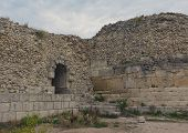 pic of crimea  - The ruins of the ancient city of Hersonissos - JPG