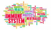 picture of immune  - Immune System of a Good and Healthy Human Body - JPG
