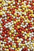stock photo of jimmy  - Background of colorful sprinkles - JPG