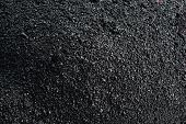 New Asphalt Tar Abstract Texture Or Background poster