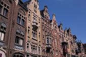 stock photo of gents  - Image showing traditional buildings in the city center of Gent - JPG