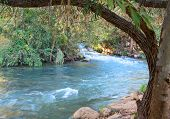 pic of biblical  - Jordan River  - JPG