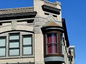 image of boise  - This building was constructed during 1902 in Boise - JPG