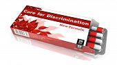 image of racial discrimination  - Cure for Discrimination  - JPG