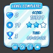 ������, ������: Game ice level selection icons