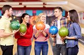 pic of bowling ball  - people - JPG