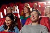 image of watching movie  - cinema - JPG