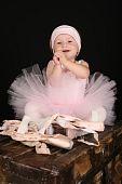Постер, плакат: Baby балерина