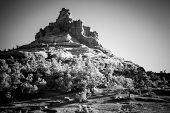 foto of butt  - Bell Rock Butte in Sedona - JPG