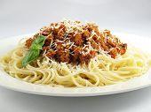 Mound Of Spaghetti poster