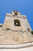 Norman belltower. Otranto. Puglia. Southern Italy. poster