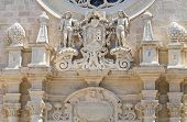 picture of pilaster  - Perspective of the Cathedral of Otranto - JPG