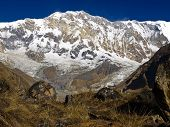 pic of firn  - South Face of Mount Annapurna I - JPG