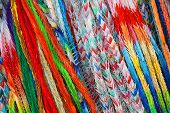 picture of inari  - Hundreds of origami cranes  - JPG