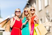 stock photo of overspending  - sale and tourism - JPG